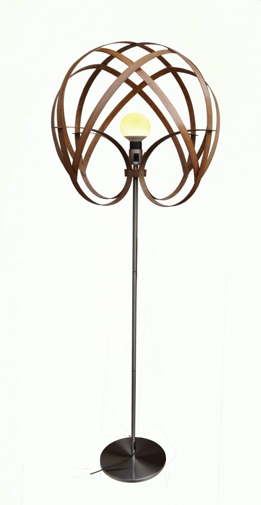 Floor Standing Lamp Wooditbe